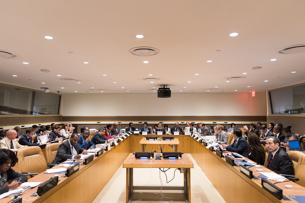 UN Side Event 2016 at the UN General Assemby