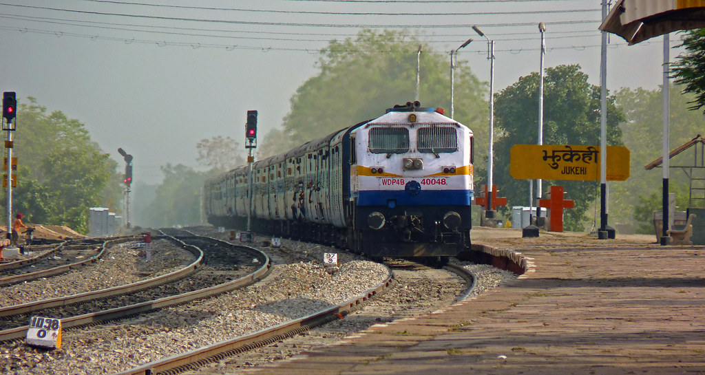 ... 12322 CSTM-HWH Imperial Mail   by Ujjawal™