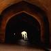 An arc in the Golkonda fort