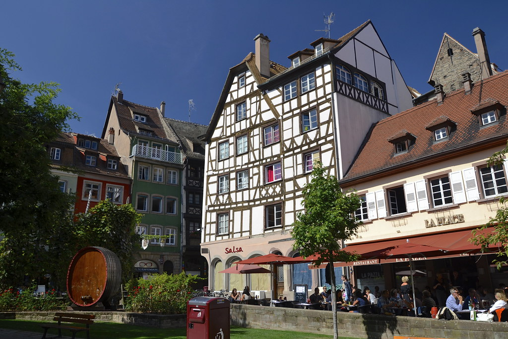 1 place des tripiers informations ville strasbourg for Salon des ce strasbourg