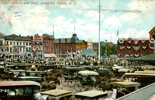 New Jersey - Asbury Park (1908 Postcard) | by roger4336