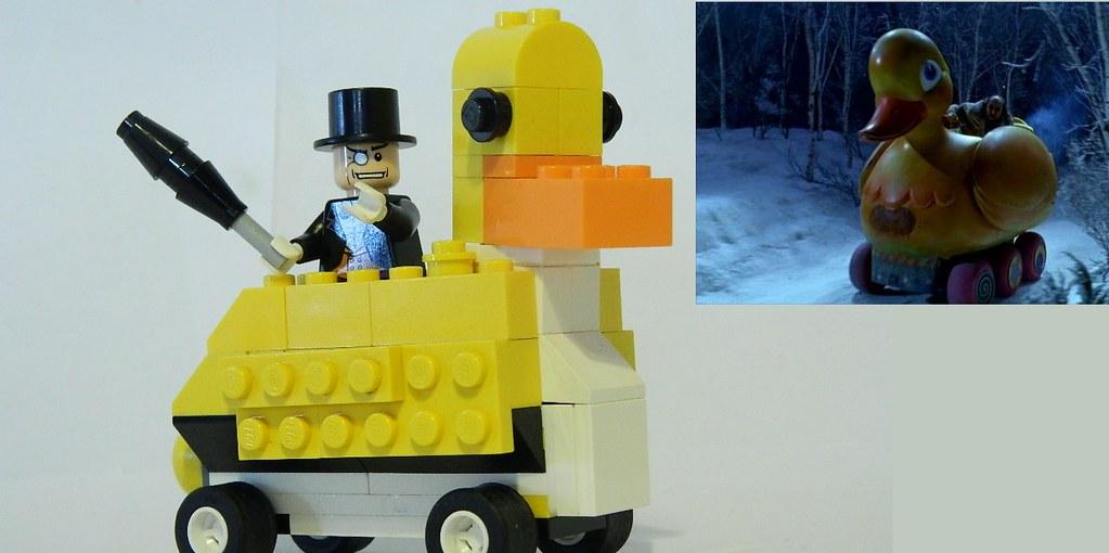 lego batman penguin goon - photo #5