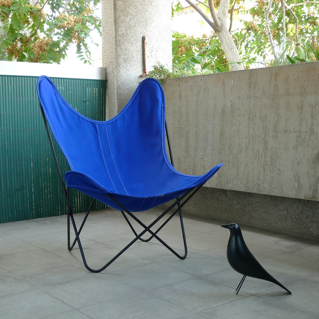 fauteuil aa et eames house bird 1938 juan kurchan jorge flickr. Black Bedroom Furniture Sets. Home Design Ideas