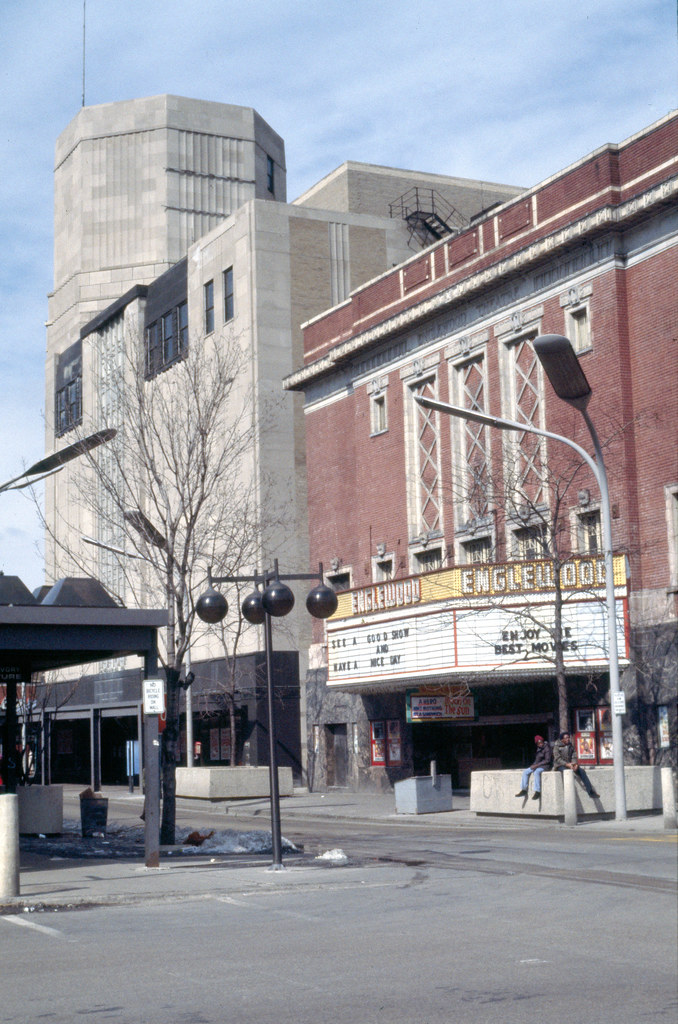 Northwest Credit Union >> Englewood Theatre, East 63rd Street | Description: View ...