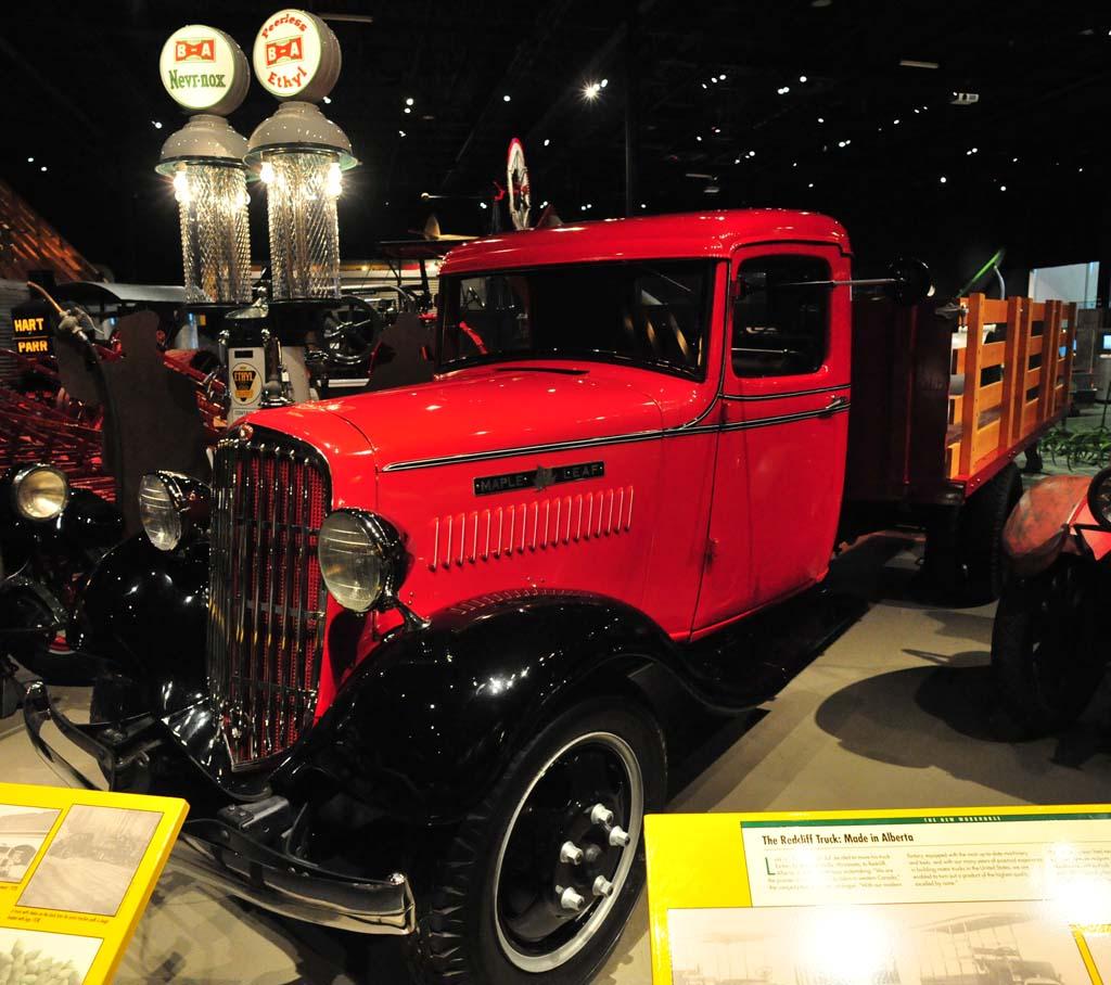 Maple Leaf Motors >> 1935 Maple Leaf 2 ton truck | Manufacturer General Motors ...