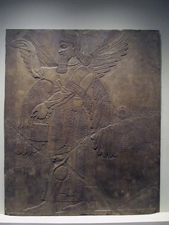 Assyrian Relief | by daryl_mitchell