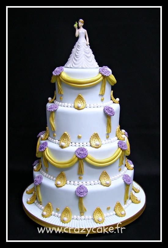 Disney Fairytale Wedding Cakes