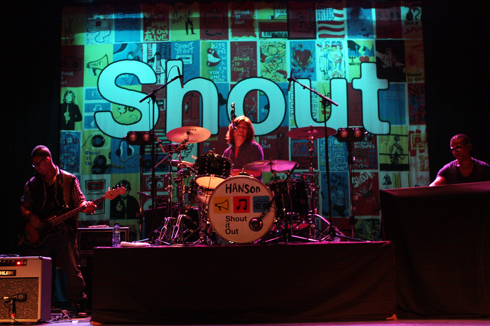 Set A Fire Chord Chart: Zachary Walker Hanson | Hanson performs Enmore Theatre Sydnu2026 | Flickr,Chart