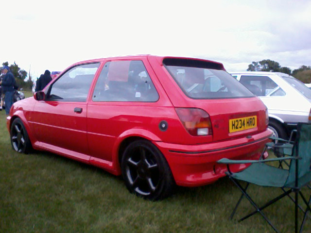 ford fiesta rs turbo cars on the green 2012 curtisblueoval flickr. Black Bedroom Furniture Sets. Home Design Ideas