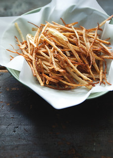 matchstick fries | by lindaspeakeasy