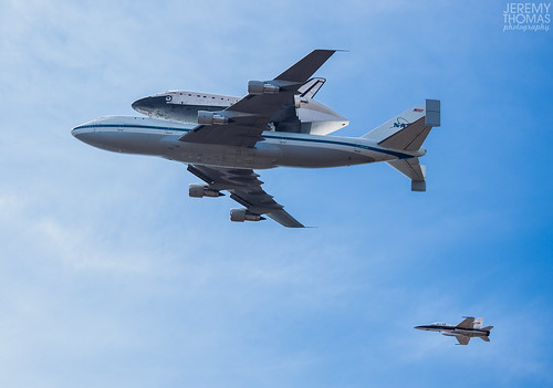 Space Shuttle Endeavour's Final Flight | by Jeremy Thomas Photography