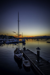 D800 Evening Blesses the Harbor 6150 | by Del Hoffman-Thx 21,660,000 Views