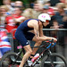 Stuart Hayes of Great Britain, triathlete