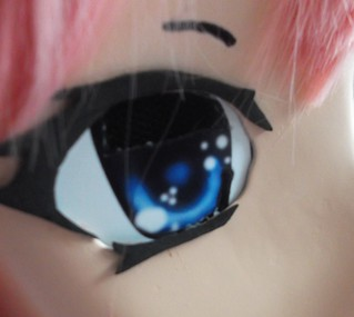 ada eye | by agskigurumi