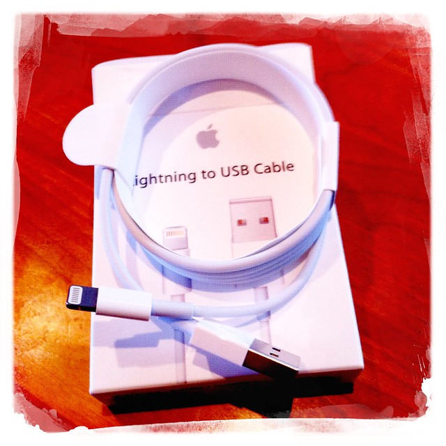My Latest Camera Is Hipstamatic App For >> Lightning to USB Cable | Flickr - Photo Sharing!