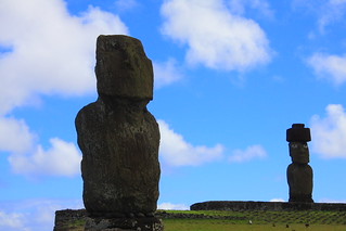 Rapa Nui(Easter Island) | by I am the universe