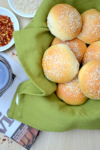 Chicken stuffed buns | by Whisk Affair