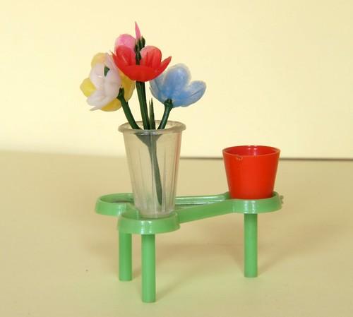 1964 h fner und krullmann blumenst nder 2 diepuppenstubens flickr. Black Bedroom Furniture Sets. Home Design Ideas
