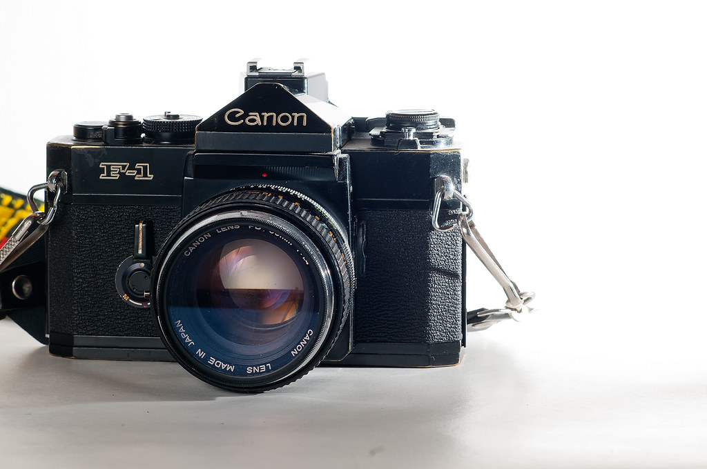 CCR - Review 13 - Canon F-1