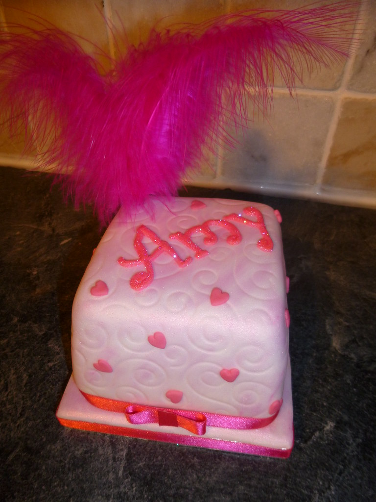 4 Individual Birthday Cake 3 Layered Chocolate Cake With Flickr