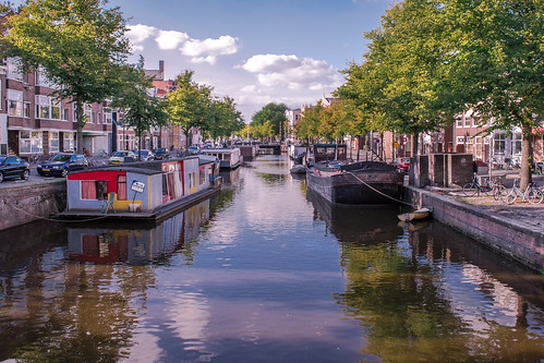 Groningen Canal Revisited | by Christopher Combe Photography