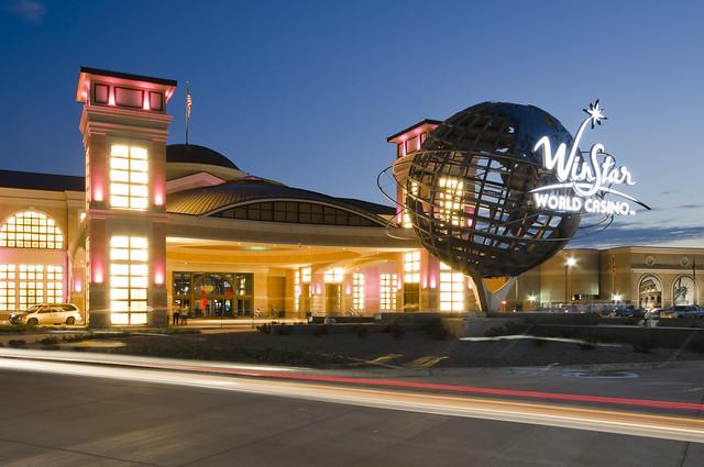 Winstar casino okla