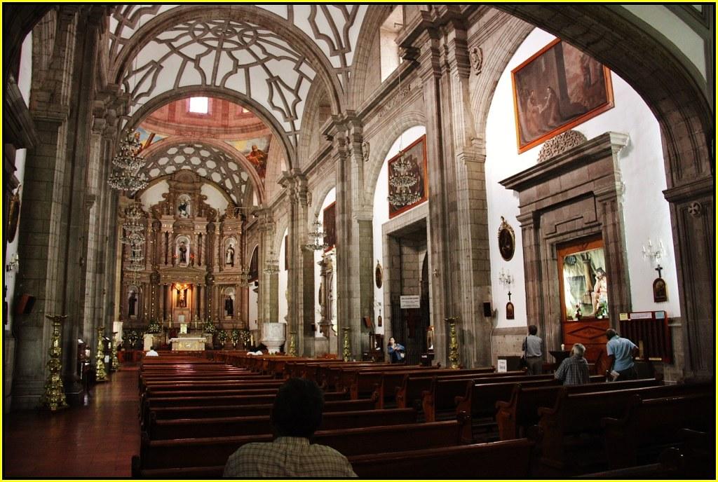 Templo San Francisco De AssGuadalajaraEstado De Jalisco