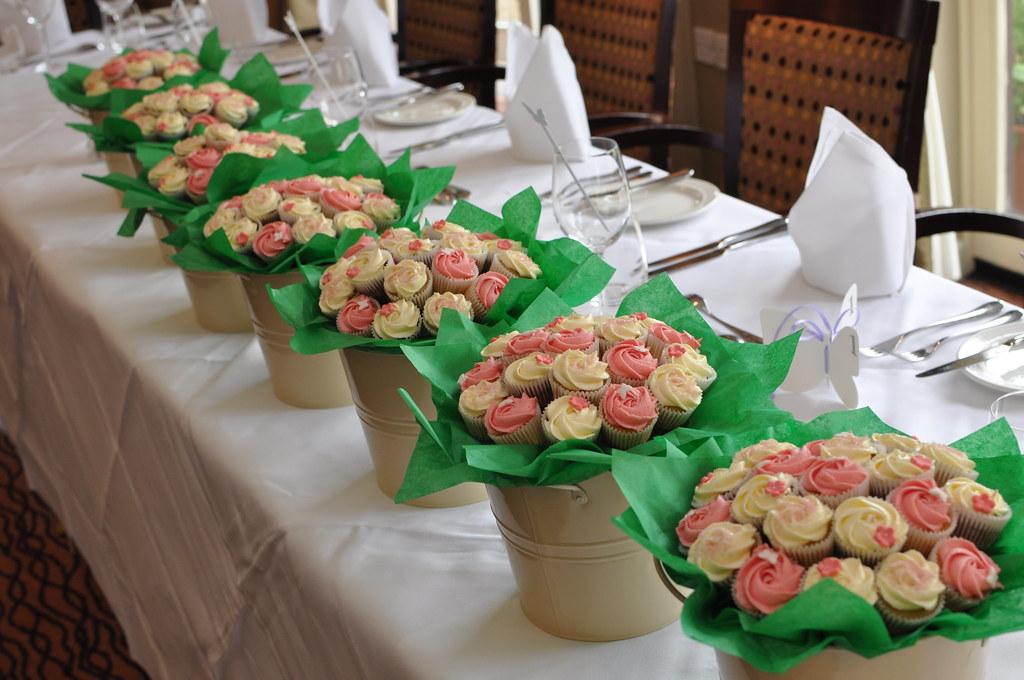 Mini cupcake flower pots | Little Miss Cupcakes | Flickr