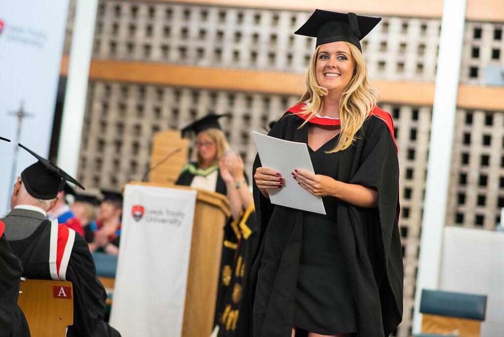 Leeds Trinity University Graduation July 2016 Leeds Trinity