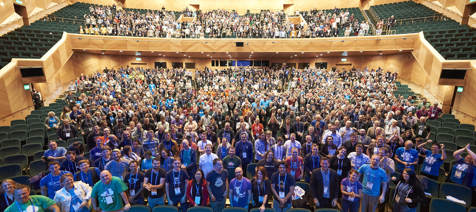 Group Photo - Tuesday - DrupalCon Dublin 2016