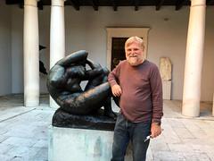 Sculpture at Ivan Mestrovic Atelier IMG_1333
