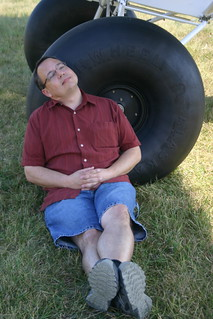 Really tired on a really big tire | by swissmisssusie