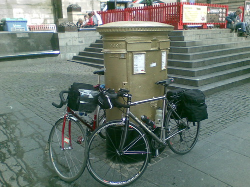 Chris Hoy's postbox | by mseriesmseries