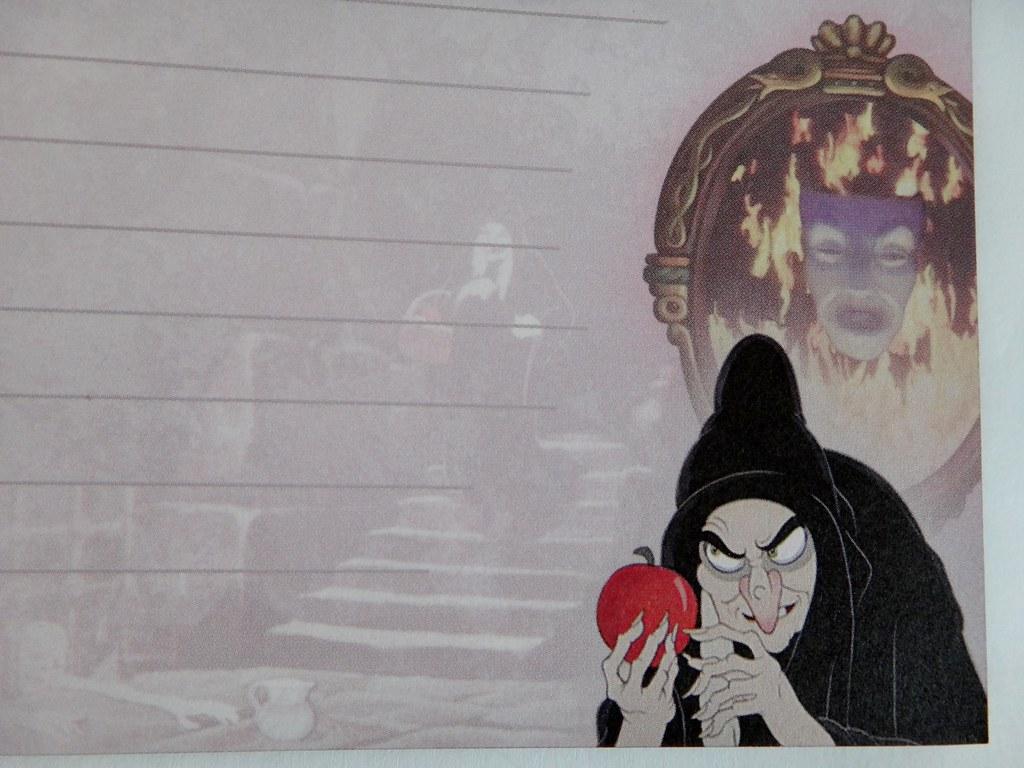 Classic Disney Villains Journal  First Look  Closeup of   Flickr