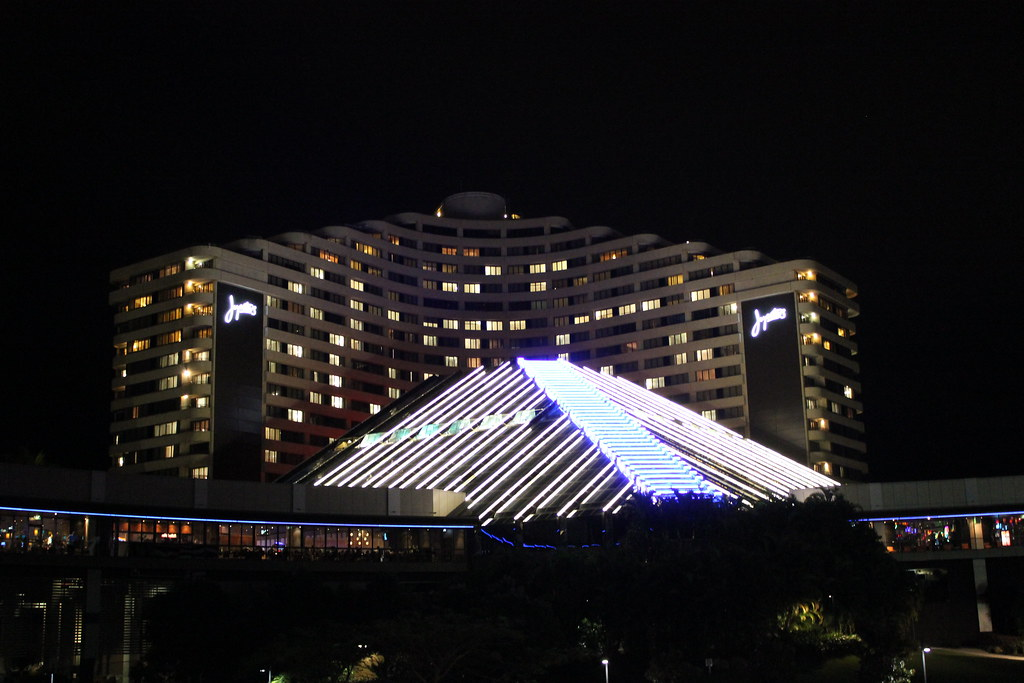The Star Casino (Jupiters) Hotel Accommodation & Shows Broadbeach