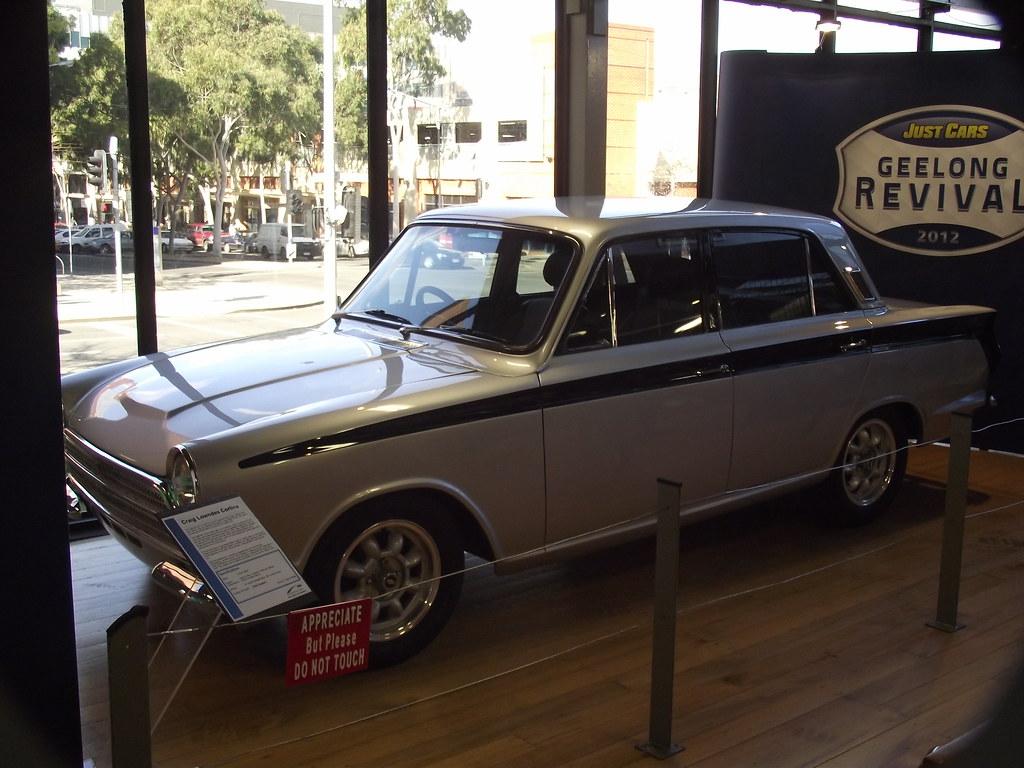 1966 Ford Cortina Mk1 Craig Lowndes This Is Craig