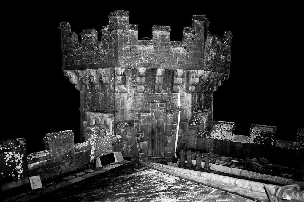 Charleville Castle Crenellations Charleville Castle