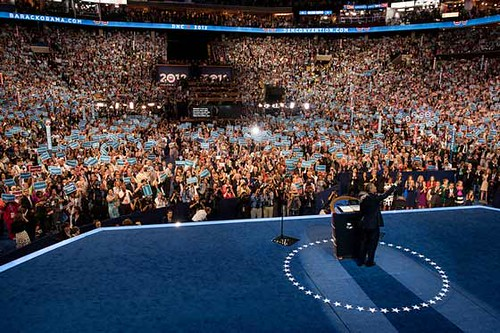 Barack Obama at The DNC Convention night—Charlotte September 6th | by Barack Obama