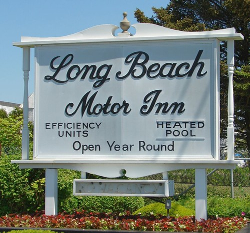 Long Beach Motor Inn York Beach Maine Long Beach Motor