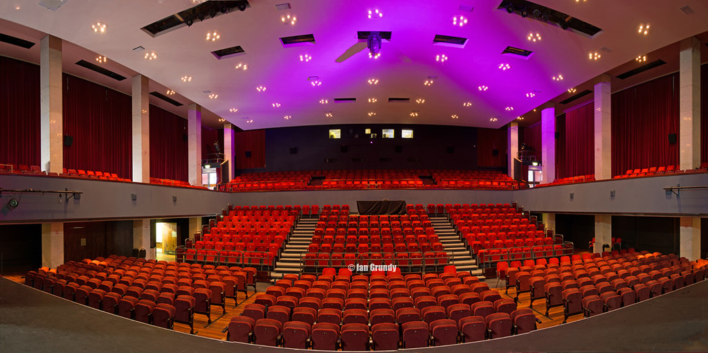 Alban Arena Panorama 1 by