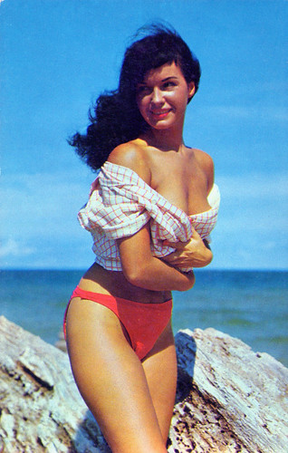 Beauty In The Breeze Bettie Page Ryan Khatam Flickr