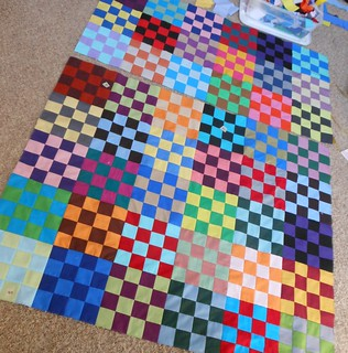 Amish Buggy Quilt WIP | by simple girl, simple life