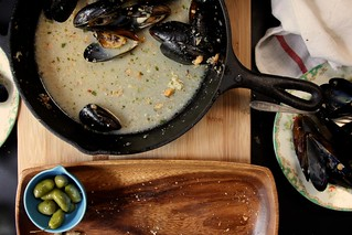 maine mussels | by joy the baker