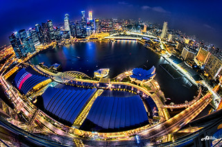 Bird's Eye of Singapore | by Scholesville