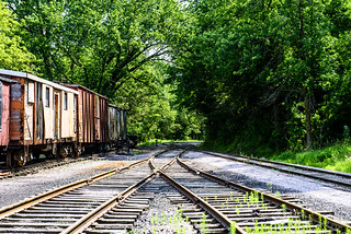 Tracks to No Where | by NikonD3xuser1(Thanks for 1.7 million visits)
