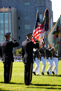 Color Guard (1) | by West Point - The U.S. Military Academy