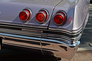 65 Impala Tail Lights | by Neal D