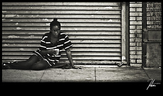 Downtown Los Angeles Street Photography - Skid Row | by Hsin Tai Liu