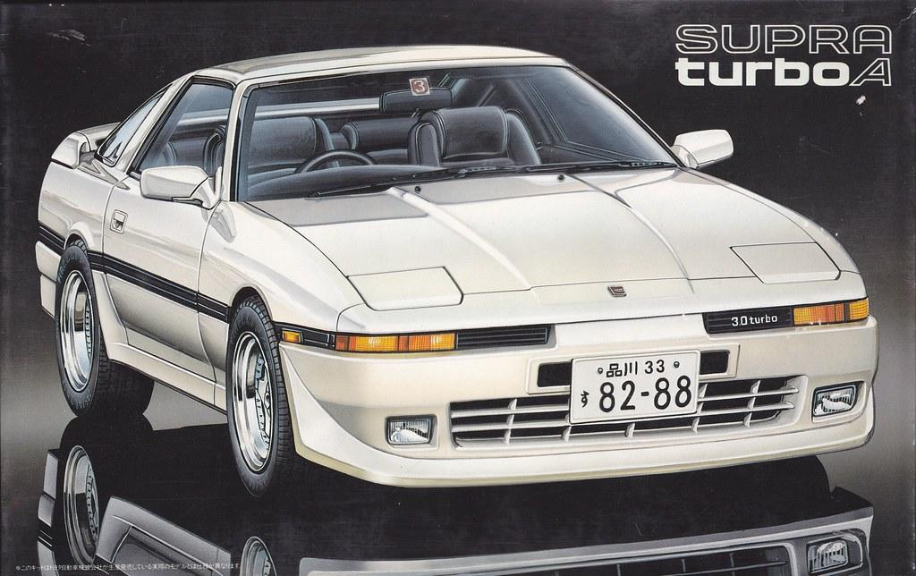Ma70 Toyota Supra 3000 Gt Turbo A Fujimi 055138 Si 113 1 2 Flickr