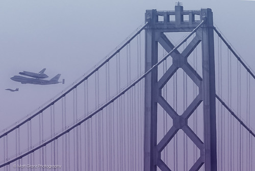 The Bay Bridge Shuttle | by Matt Granz Photography